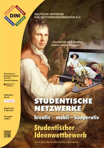 DINI-Wettbewerb «Studentische Netzwerke»