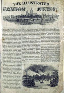 Illustrated London News 1842