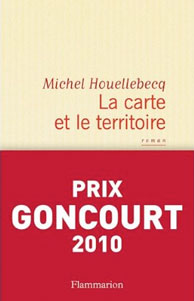 Michel Houellebecq 'La carte und le territoire'