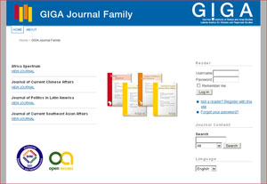 GIGA Journal Family