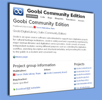 Goobi Community Edition