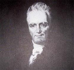 John Parish, Erster Generalkonsul der Vereinigten Staaten in Hamburg