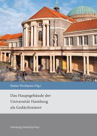 Cover Hauptgebaeude der Universität Hamburg