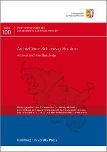 Cover Archivfuehrer Schleswig-Holstein