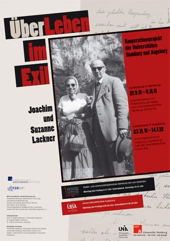ÜberLeben im Exil – Joachim und Suzanne Lackner