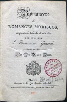Fundstücke aus den Bibliotheken der Romanistik