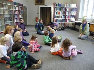Cocorí - Hamburger Märchentage in der Linga-Bibliothek