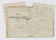 Patenbuch des Monats: Mozart-Manuskript