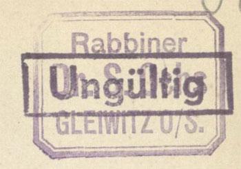 Stempel NSR A 1949/7294