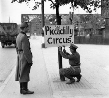 Die Briten in Hamburg 1945 bis 1958