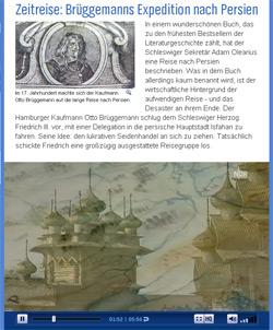 NDR-Zeitreise: Brüggemanns Expedition nach Persien