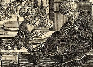 Saadi / Adam Olearius (Übers.): Persianischer Rosenthal. Schleswig, 1654.