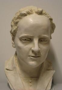 Büste Martha Muchow