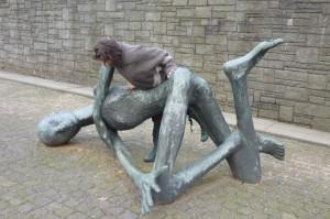TeacMem Skulptur