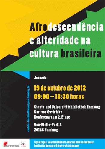 Tagung: Afrodeszendenz und Alterität in der brasilianischen Kultur