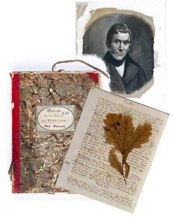 Ferdinand Beneke und die Hansestädte. Nahansichten eines Tagebuchschreibers