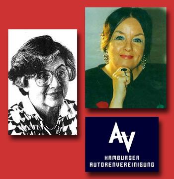 Hamburger Autorenvereinigung: Sibyl Gräfin Schönfeldt und Gerlind Fischer-Diehl