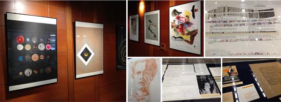 Heißenbüttel Impressionen aus dem Ausstellungsraum