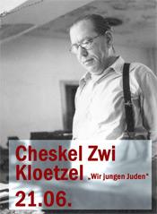 Cheskel Zwi Kloetzel - 21.06.