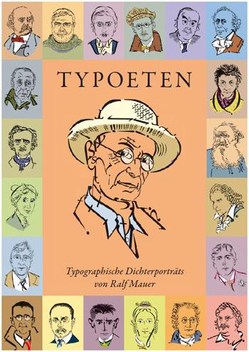 Plakat Typoeten