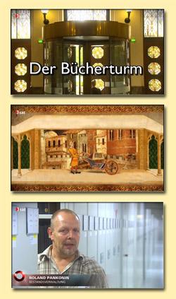 Der Bücherturm – 100 Jahre Deutsche Nationalbibliothek