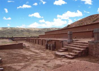 tiwanaku-akapana