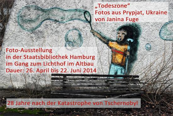 """Todeszone"" – Fotos aus Prypjat, Ukraine (26.4.-22.6.)"