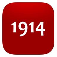 Icon Weltbrand 1914
