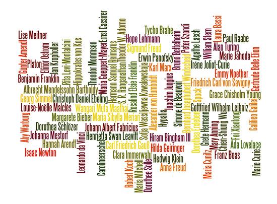 76 WissenschaftlerInnen für die Schließfächer
