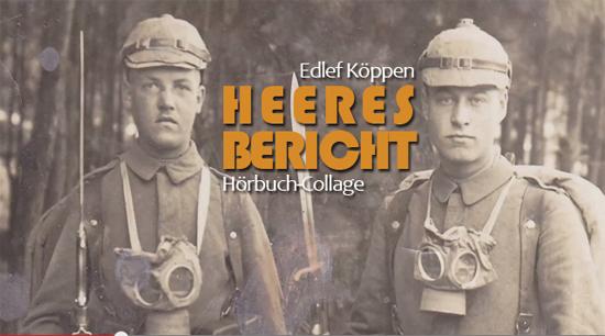 Heeresbericht von Edlef Köppen
