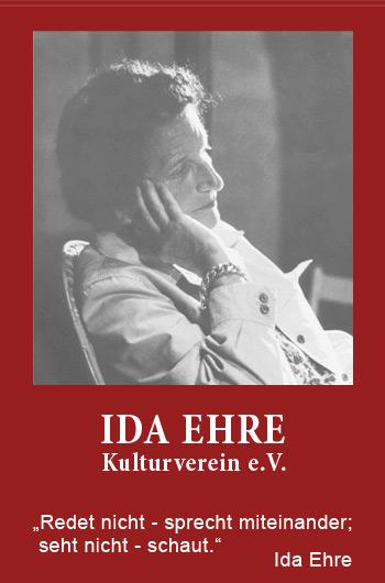 Hommage an Ida Ehre