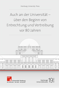 Hamburger Universitätsreden Neue Folge 19