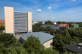Philosophenturm Univ. Hamburg
