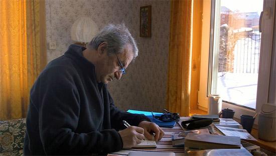 Reporter Olivier Rolin