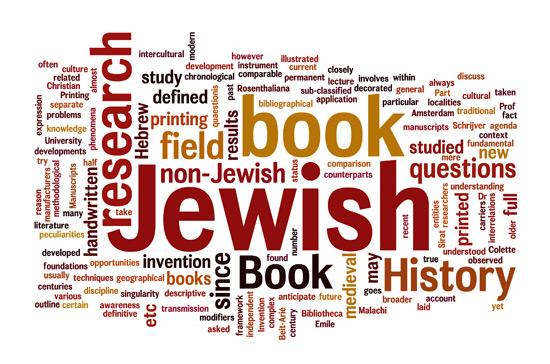 Vortrag Prof. Schrijver: Jewish Book History