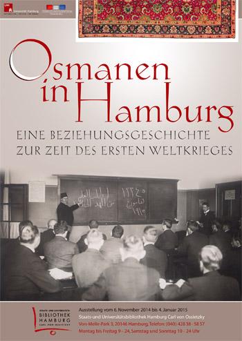 Osmanen in Hamburg – eine Beziehungsgeschichte zur Zeit des Ersten Weltkrieges