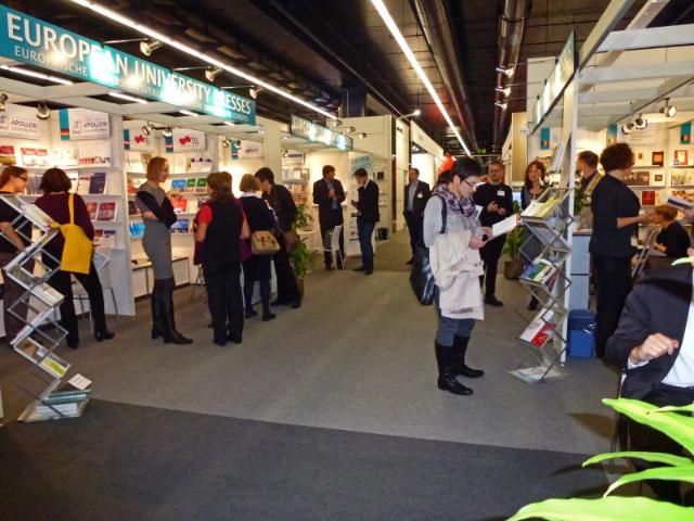 Buchmesse 2013: Gemeinschaftsstand