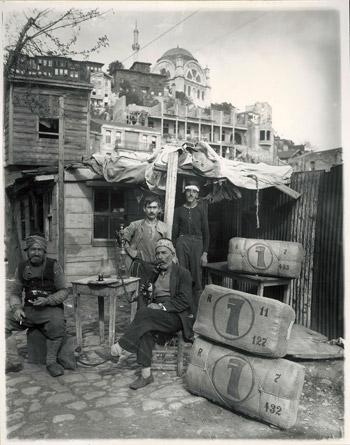 Foto Reemtsma, Constantinopel, 20er Jahre 20. Jhdt.