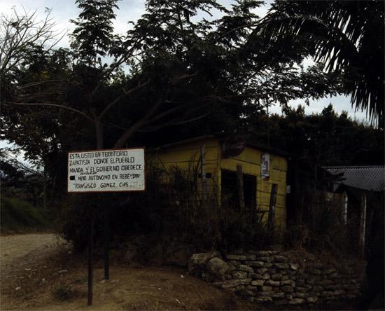 Aufstand der Neo-Zapatisten in Chiapas