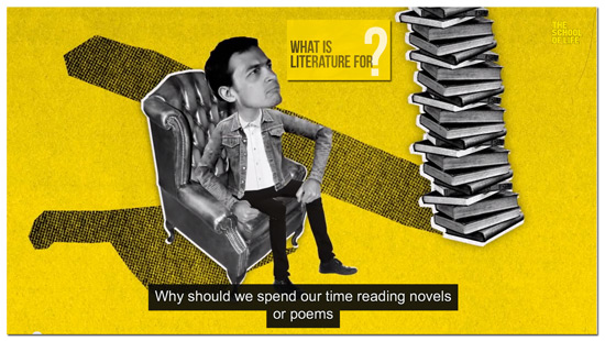 whatisliteraturefor
