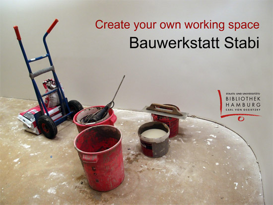 Create your own working space
