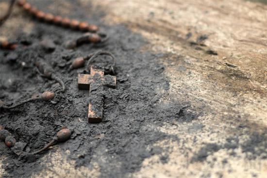 Miércoles de Ceniza: Cuaresma 2012, Guatemala