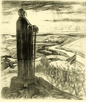 Bismarck-Kult im Ersten Weltkrieg