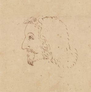 Jungius' Selbstportrait