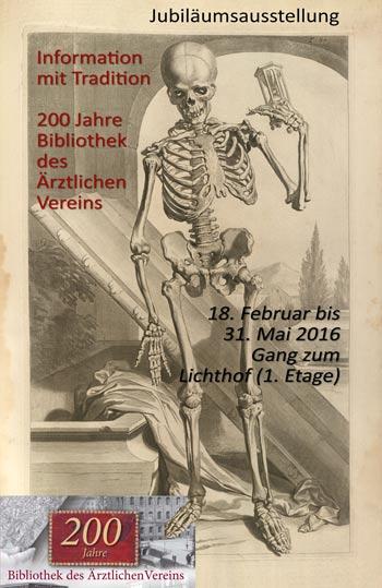 200 Jahre Bibliothek des Ärztlichen Vereins