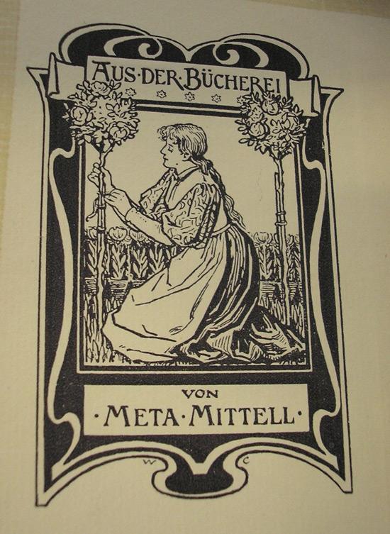 Exlibris Meta Mittell