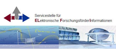 Elektronische ForschungsförderInformationen