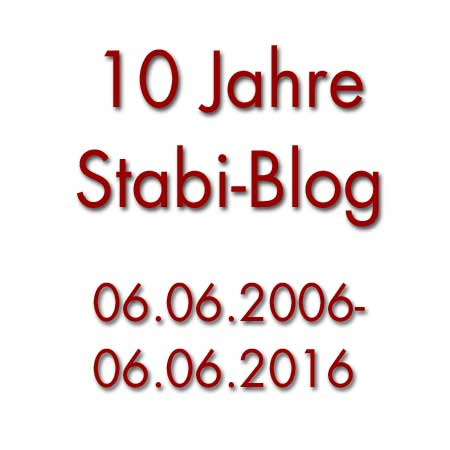 10 Jahre Stabi-Blog