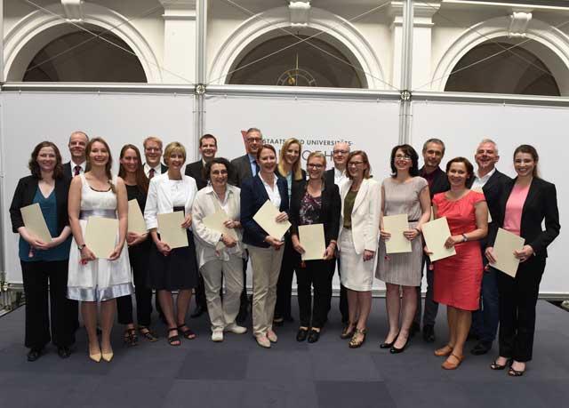 Preisträger des Hamburger Lehrpreis 2015