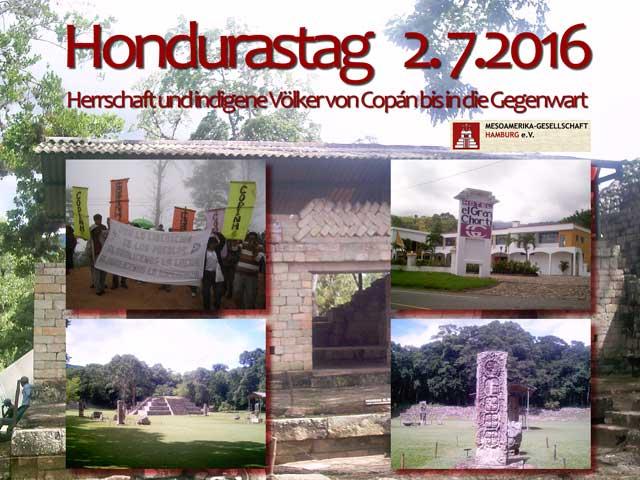 Honduras-Tag: Herrschaft und indigene Völker von Copán bis in die Gegenwart